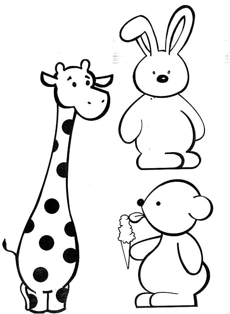 Desenho Fofinhos Jennies Blog Desenhos Para Pintar Desenhos