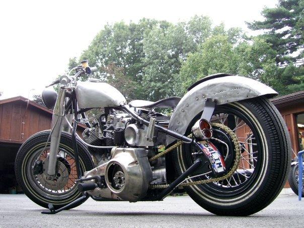 Lowbrow Customs Blog-O-Rama: 1972 Harley FL Shovelhead For Sale