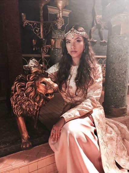 Princesa Shamiran looks