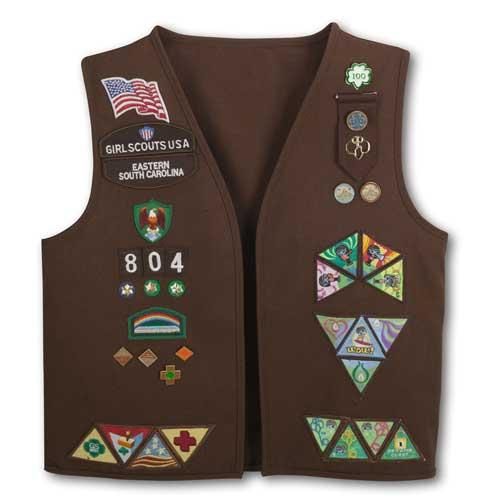 Girl Scout Troop #234: Brownie Uniform