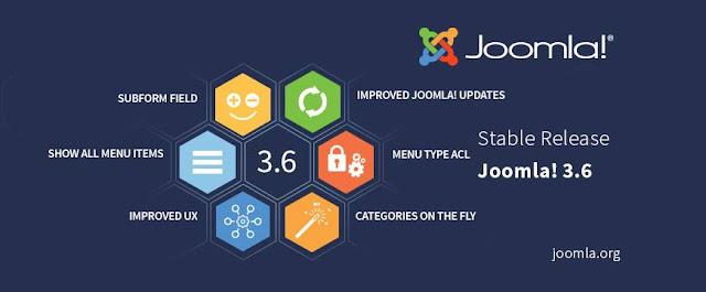 Joomla 3.6.0 Hosting