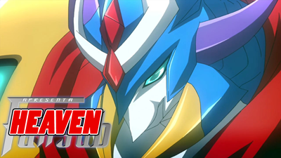Cardfight!! Vanguard G Stride Gate - EP23