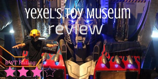 yexel toy museum