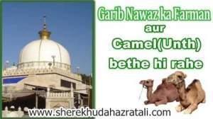 Buzurgan e Deen Ki Karamat or Wakeyaat, Camels Remained Sitting - Karamat e Khwaja Gareeb Nawaz R.A, inside view of khwaja gareeb nawaz tomb, Islamic Images, Prithvi Raj Chauhan Agains Khwaja Gareeb Nawaz,