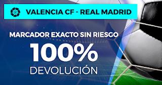 Paston Promoción LaLiga Santander: Valencia vs Real Madrid 27 enero