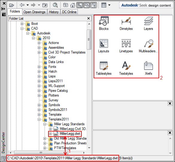 AutoCAD Tip: Adding Standard Layers To An Existing Drawing