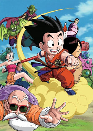 Dragon Ball [153/153] [HD] [Audio Latino] [MEGA]