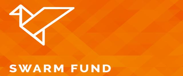 Swarm Fund membuat proyek dari penggalangan dana untuk mendapatkan keuntungan