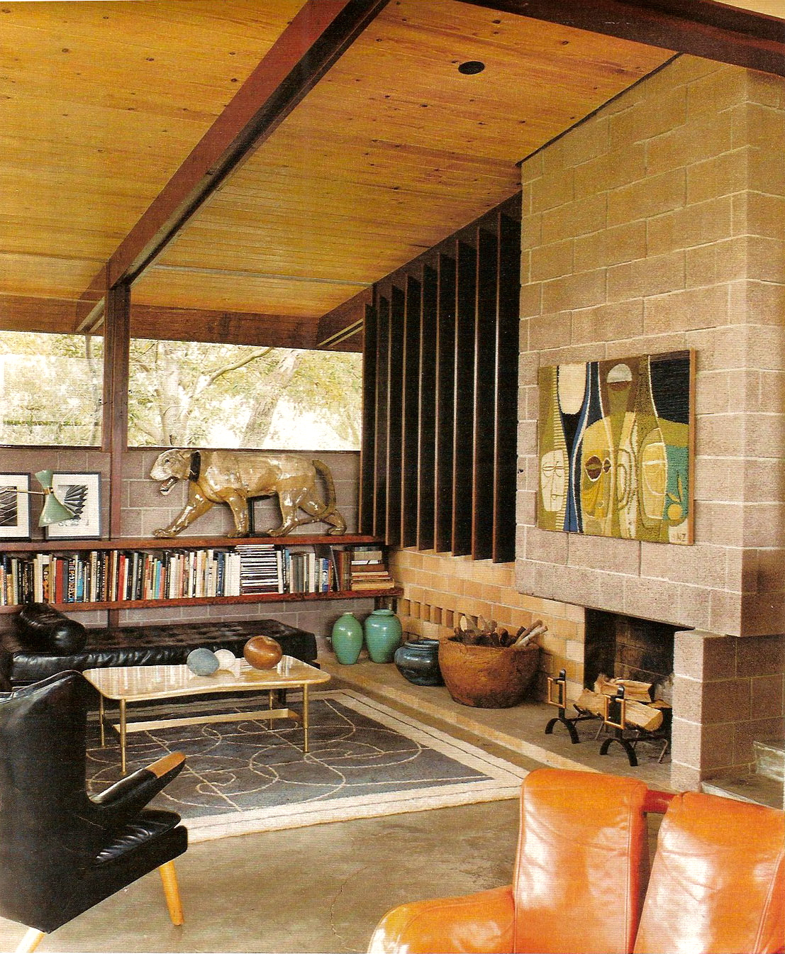 Larsen Interiors, LLC: Traditional vs Mid Century Modern ...