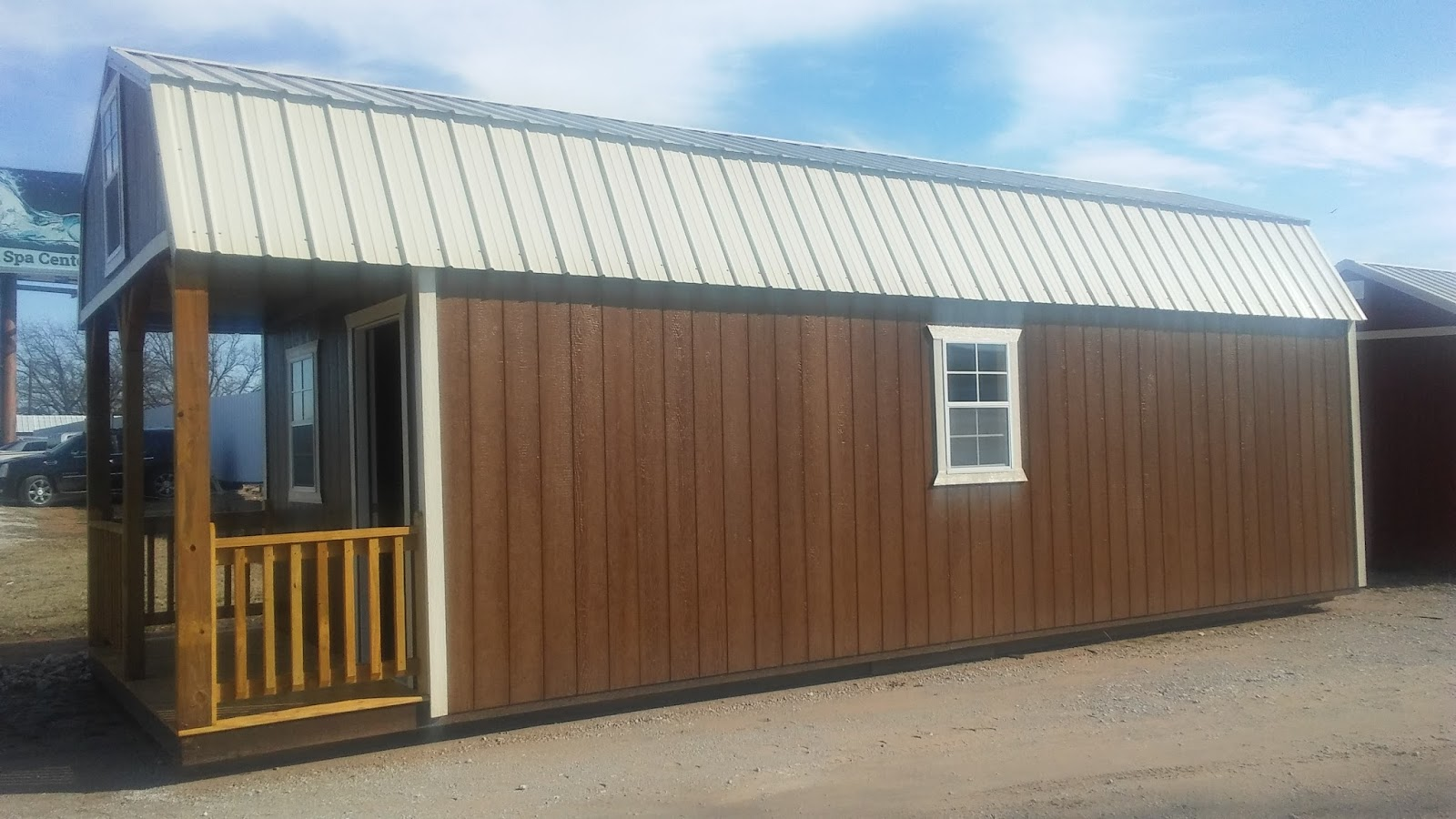 buildings barn shed cumberland storage cabin building cabins img sheds lofted