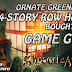 Ornate Greenhouse Four-Story Row House, Bought With Game Gold