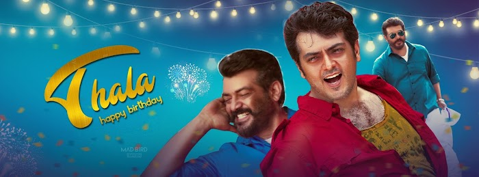 Thala Ajith Birthday Special Photos-HD Edited Pictures