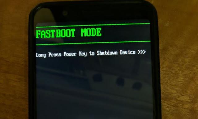 Cara Masuk dan Keluar Fastboot Mode Asus
