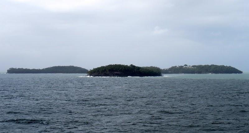 Retired Nomads Devils Island Isle Royale French Guiana Sea Day