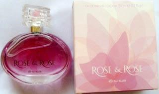 Presentación Rose & Rose: Caja y envase