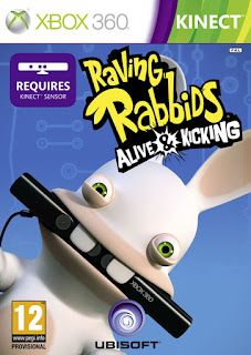 Rabbids Alive And Kicking (XBOX 360) 2011