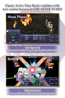 Merupakan sebuah sekuel eksklusif dari Final Fantasy  Unduh Game Android Gratis Final Fantasy 4 : The After Years apk + obb