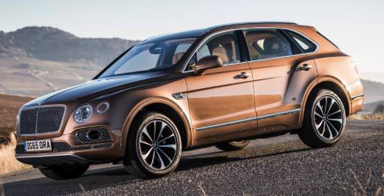 2017 Bentley Bentayga Review Design Release Date Price And Specs