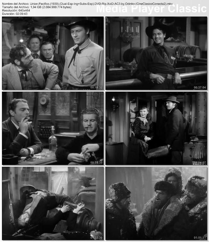 Imagenes de la película: Union Pacifico | 1948 | Union Pacific