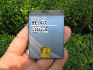 baterai Nokia BL-4D