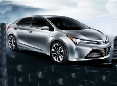 2016 TOYOTA COROLLA REDESIGN AND SPECS