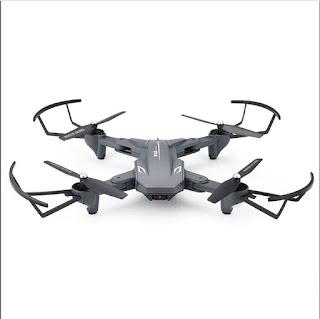 Spesifikasi Drone Tianqu Visuo XS816 - OmahDrones