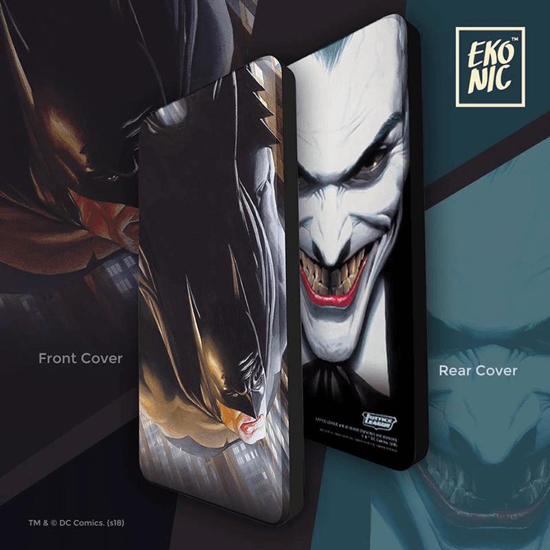 Batman and Joker (Alex Ross)