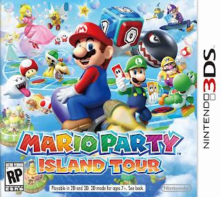 Mario Party Island Tour Single Card Multiplayer