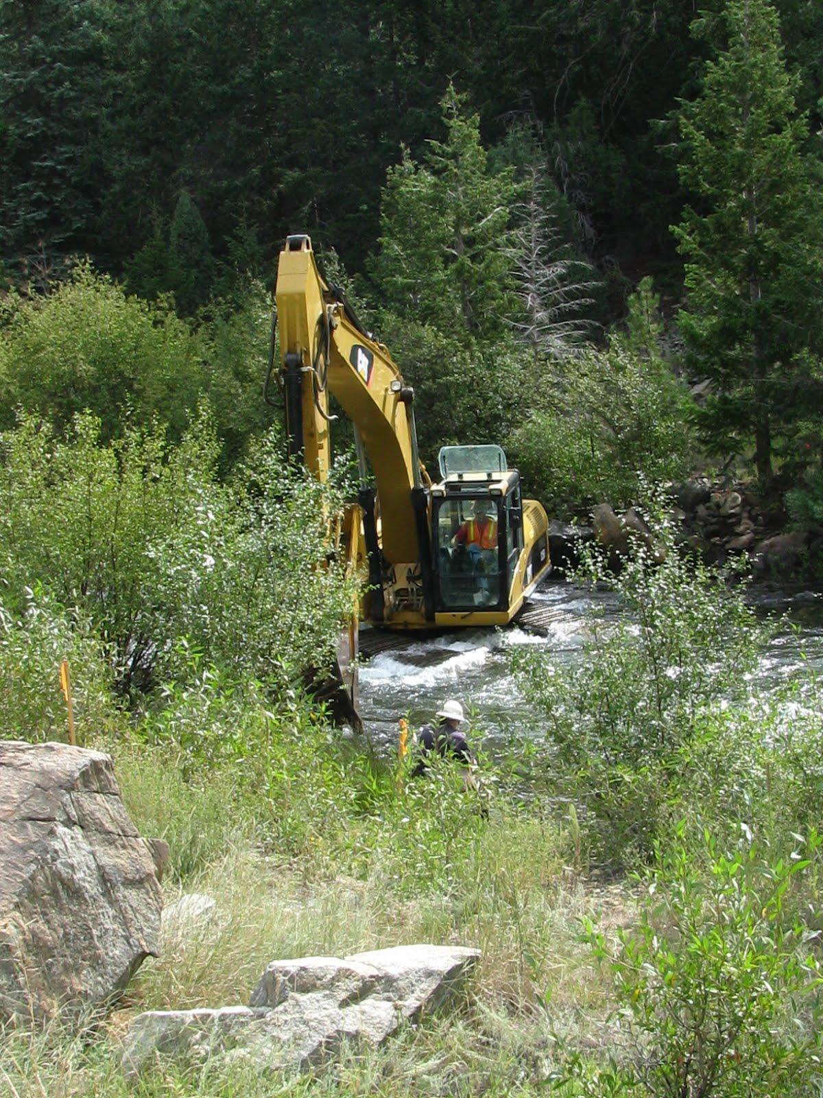 Gold Strike Colorado Prospecting: Can I Do Some Small ...