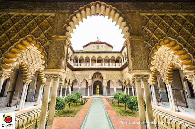 O impacto de Game of Thrones no turismo nas locações da série - Alcazar de Sevilha, Espanha