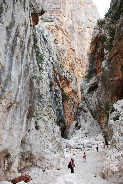Gola di Gorropu, Sardinien