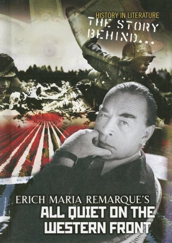 a literary analysis of all quiet on the western front by erich maria remarque