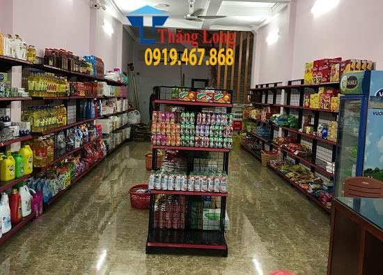 Ưu điểm của kệ siêu thị Thăng Long mà bạn nên biết
