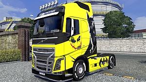Volvo 2012 Batman skin by RedLion
