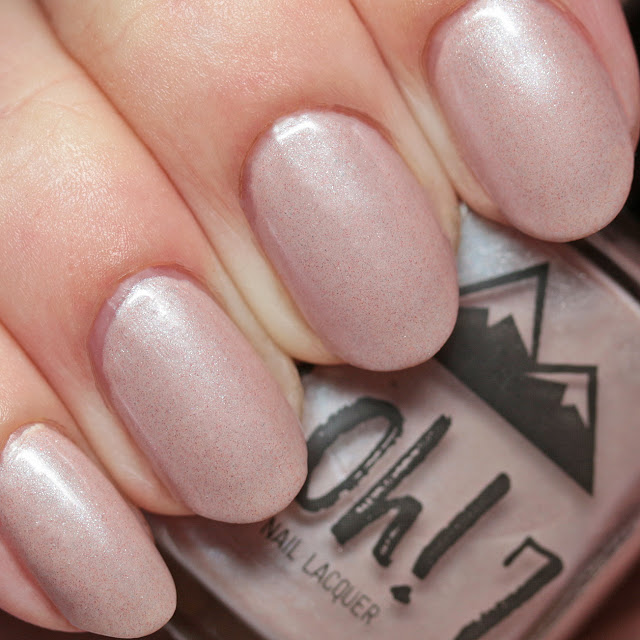 3 Oh! 7 Nail Lacquer Nude I Say More