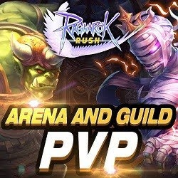 Ragnarok Rush Arena and Guild PVP