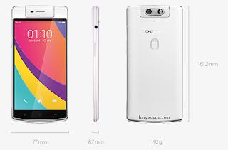 Spesifikasi Oppo N3 Terbaru
