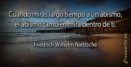 Frases célebres de Nietzsche