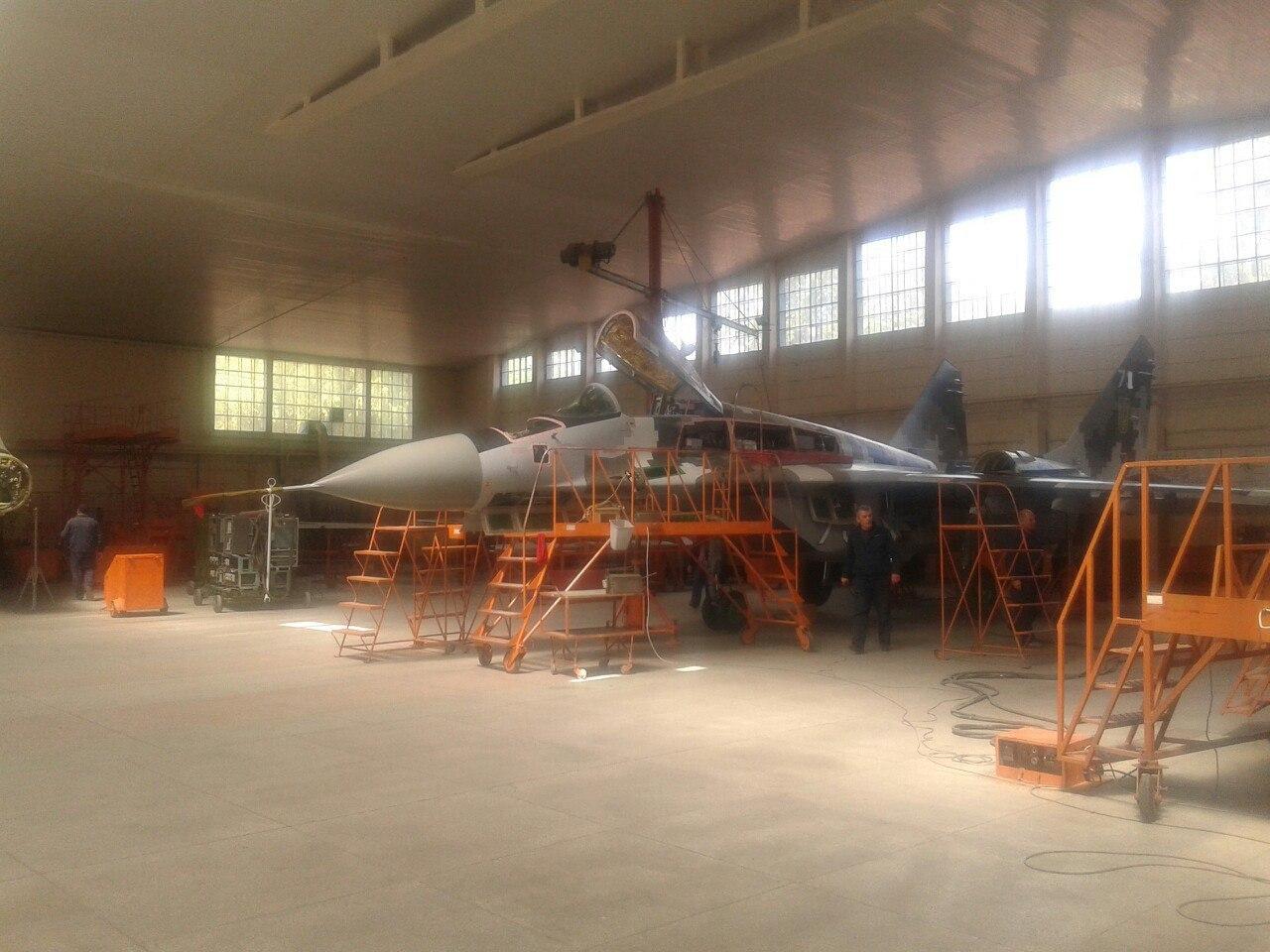 Львівський державний авіаційно-ремонтний завод збільшив річний дохід на 42%