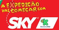 Promoção SKY Discovery Kids Doki skydiscovery.com.br