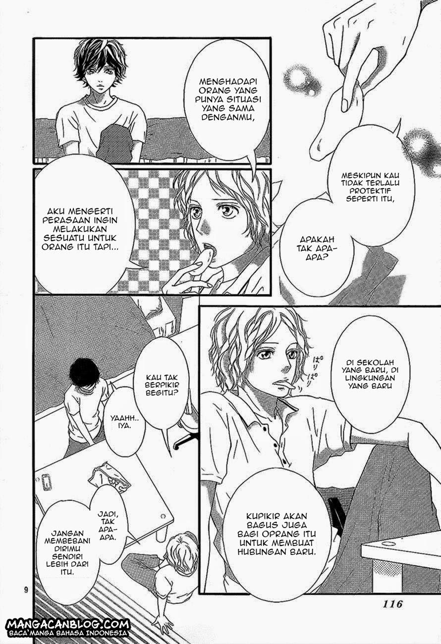 Ao Haru Ride Chapter 19-9