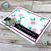 Stampin' Up! Perennial Birthday order from Mitosu Crafts UK Online Shop