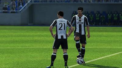 Juventus 2016/17 [Home + 2 GK]