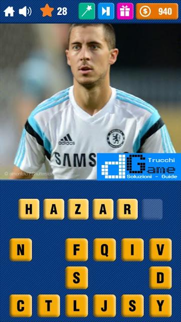Calcio Quiz 2017 soluzione livello 21-30 | Parola e foto