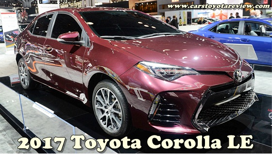 2017 Toyota Corolla LE In The Next 50 Years of Ivory Start Here