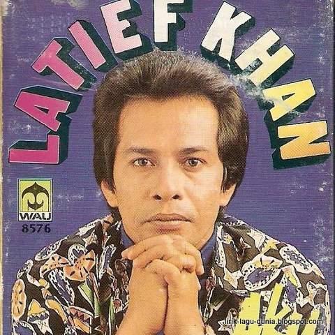 Foto Latief Khan Penyanyi Dangdut