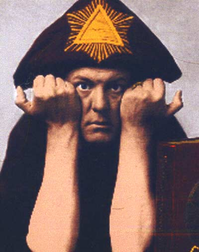 Aleister Crowley Tarot: HARRY J: Mass Immigration And The New Tower Of Babel