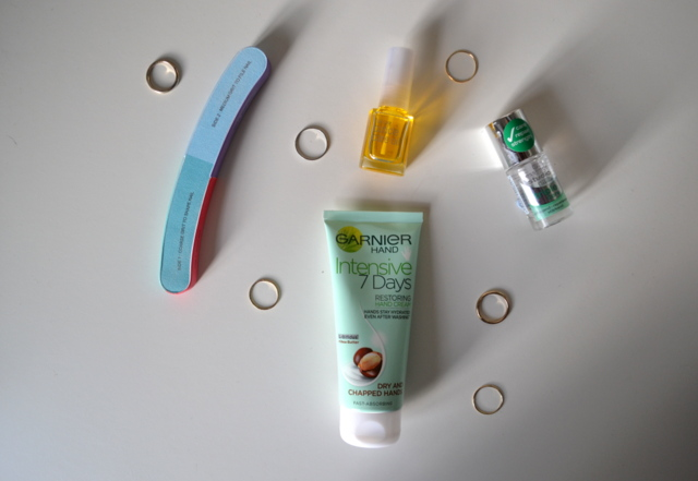 Current Hand Care Routine