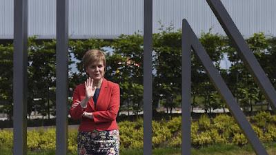 Escócia vota pela permanência na União Europeia
