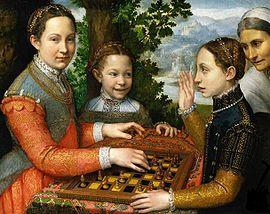 História do Jogo de Xadrez